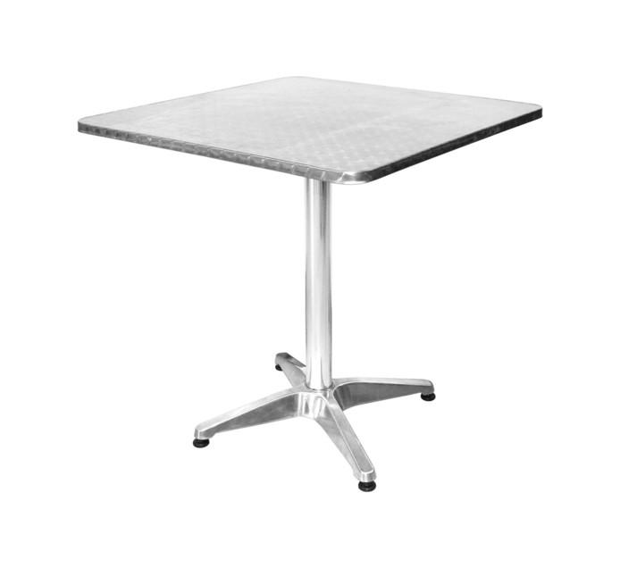 TERRACE LEISURE Maxima Aluminium Square Table