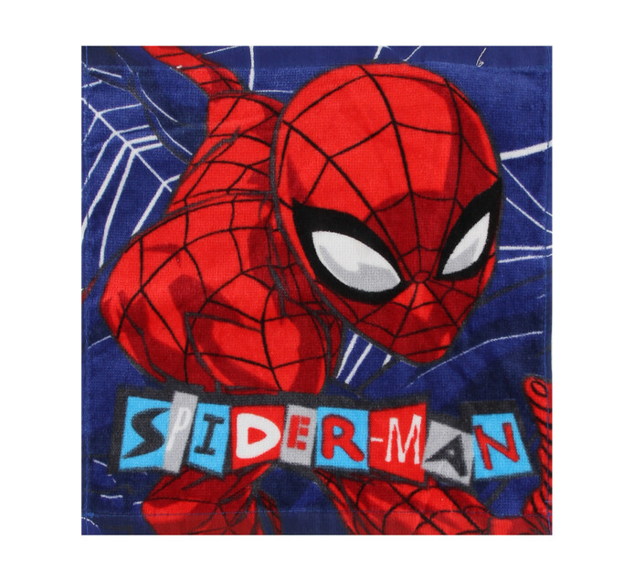 CHARACTER Spiderman Face Cloth