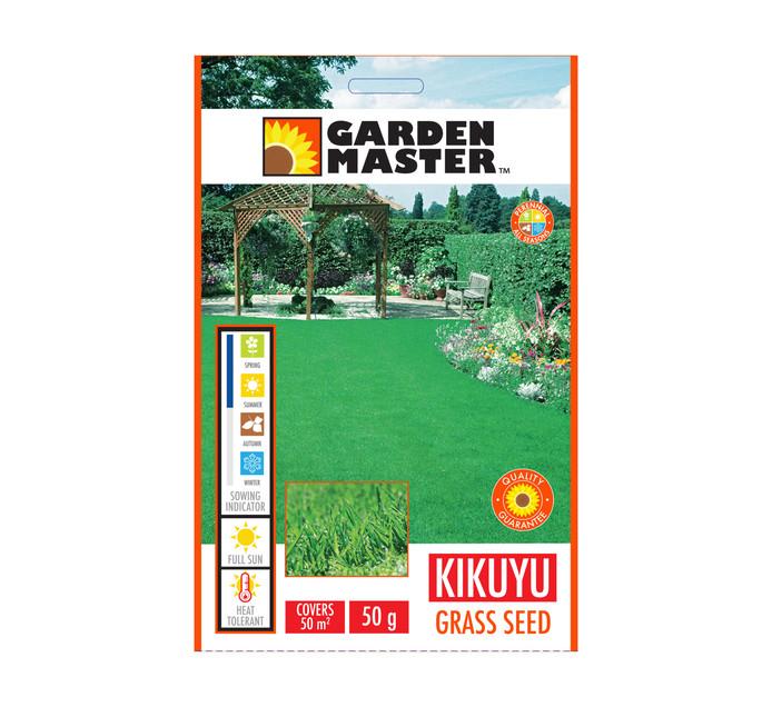 GARDENMASTER 50G Kikuyu Seed