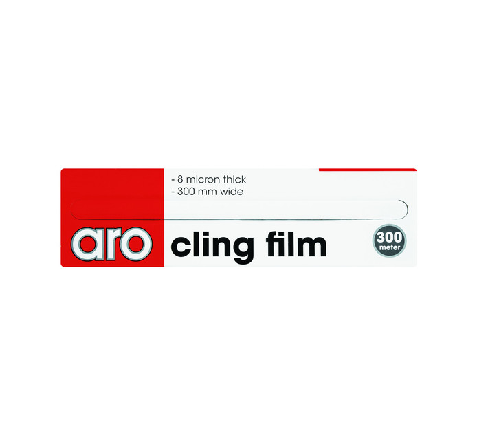 ARO Cling Film Box (1 x 300m x 300mm)