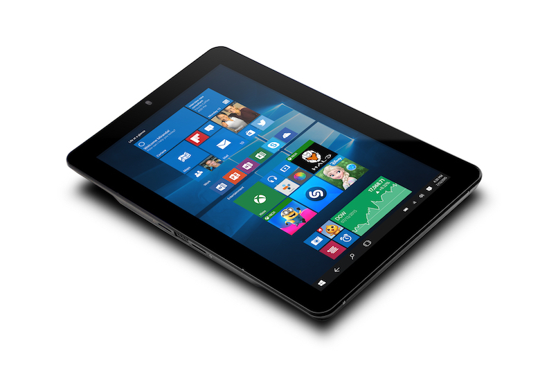 "Venturer BravoWin 10S: 2-in-1 Laptop, 10.1"" screen, 2GB RAM, 32GB HD, Windows 10 Home, Gun Metal Grey"