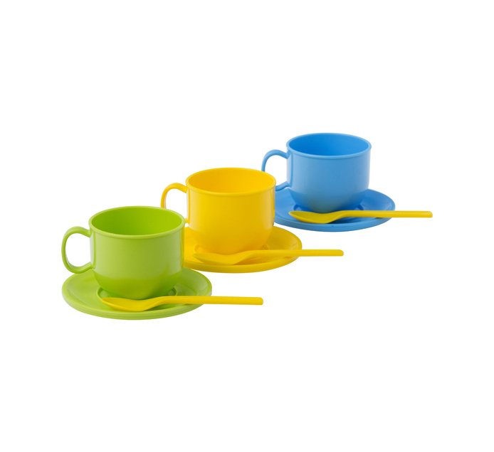 4 Piece Cup and Saucers Playest