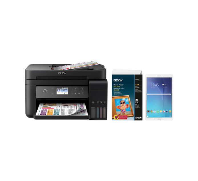 EPSON Ecotank Printer Office Bundle