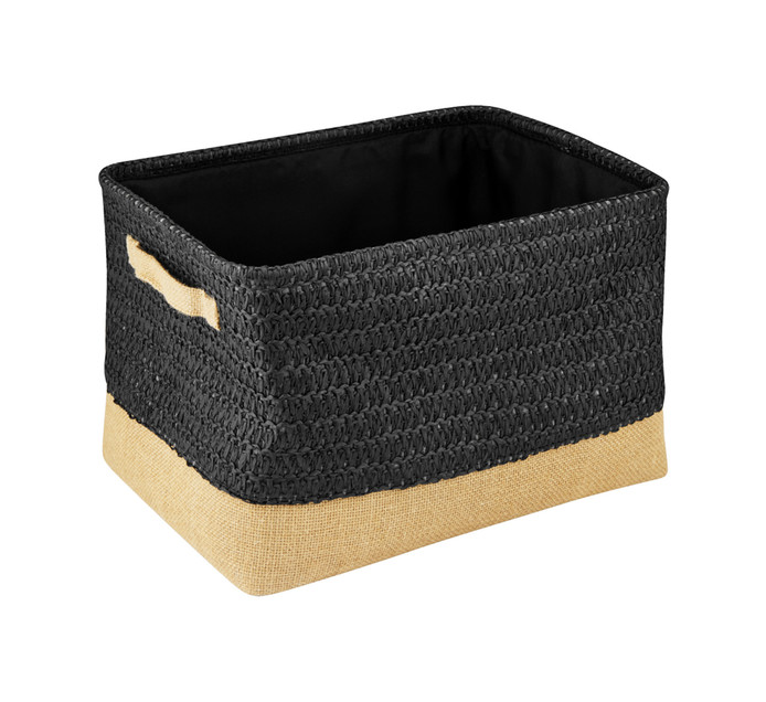 Medium Evo Paper Weave Utility Basket