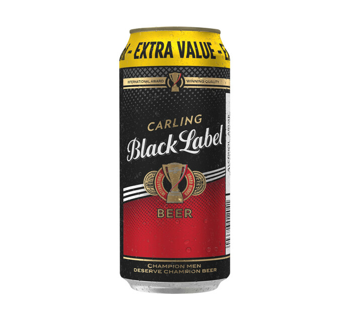 CARLING Black Label Can (24 x 500ml)