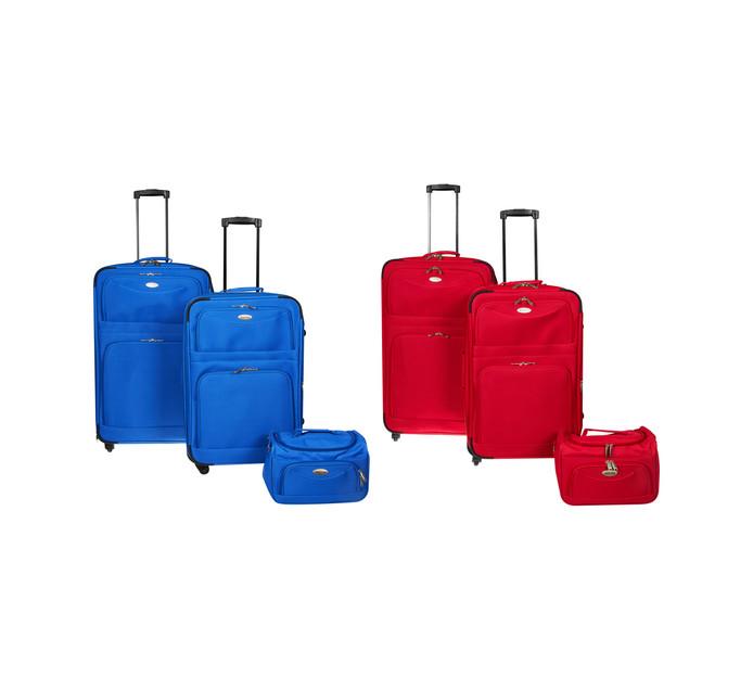SANTORINI 3 piece Luggage Set