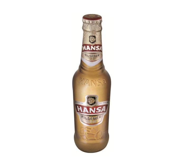 HANSA Pilsener NRB (24 x 330ml)