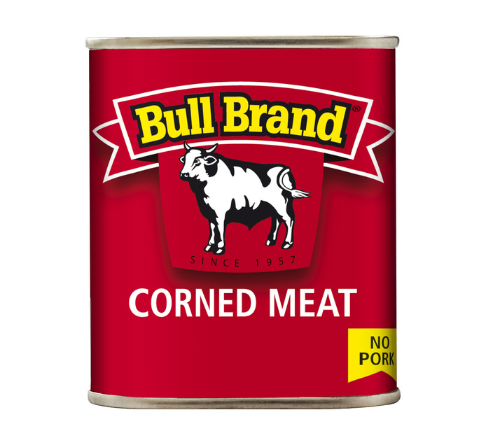 BULL BRAND Corned Meat Meat&Cereal (1 x 300G)