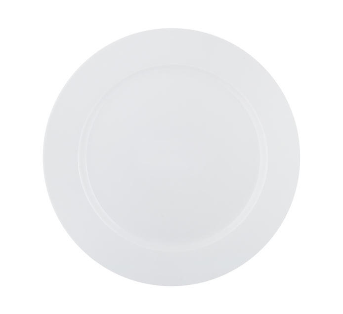 ARO 40cm Ceramic Round Platter