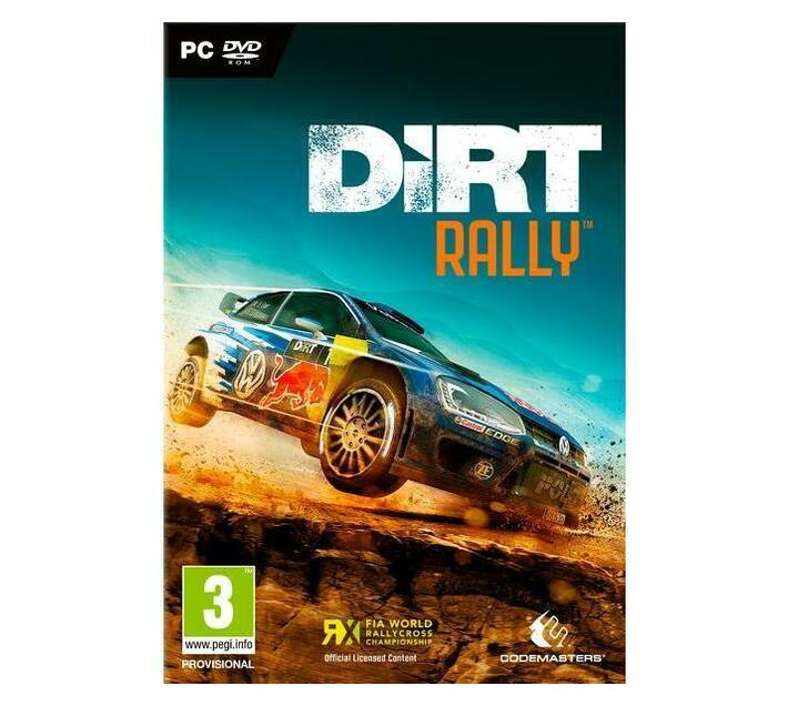 PC DVD Dirt Rally: Legend Edition