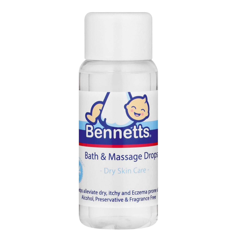 Bennetts Aqueous Bath Drops (1 x 200ml)