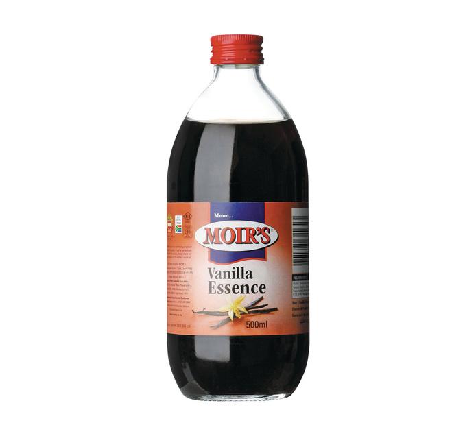 MOIRS Essence Vanilla (1  x 500ml)