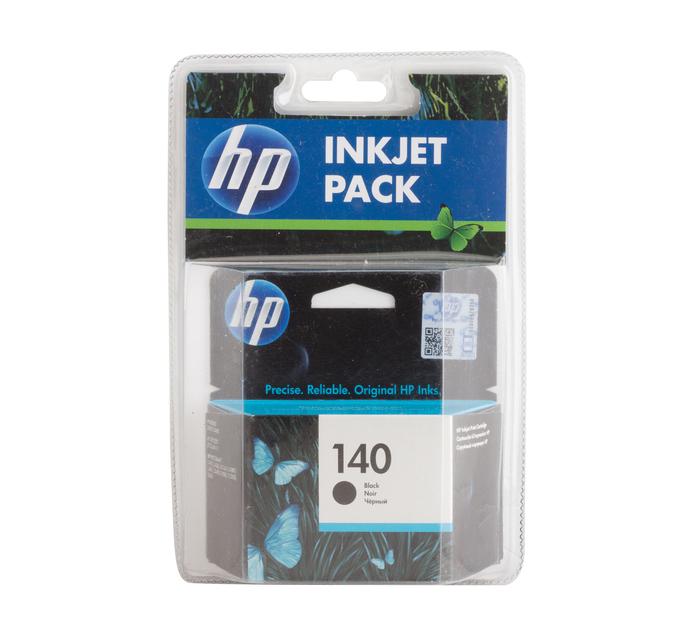 HP 140 Black Ink Cartridge