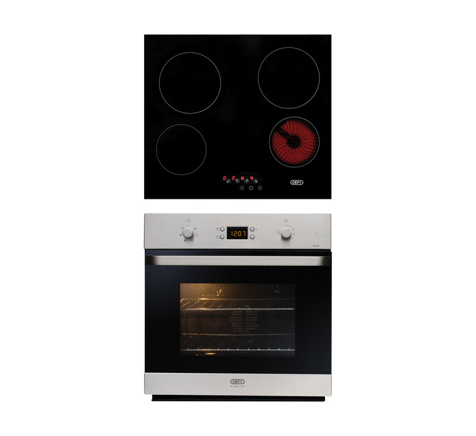 DEFY 600 mm Oven and Hob Box Set