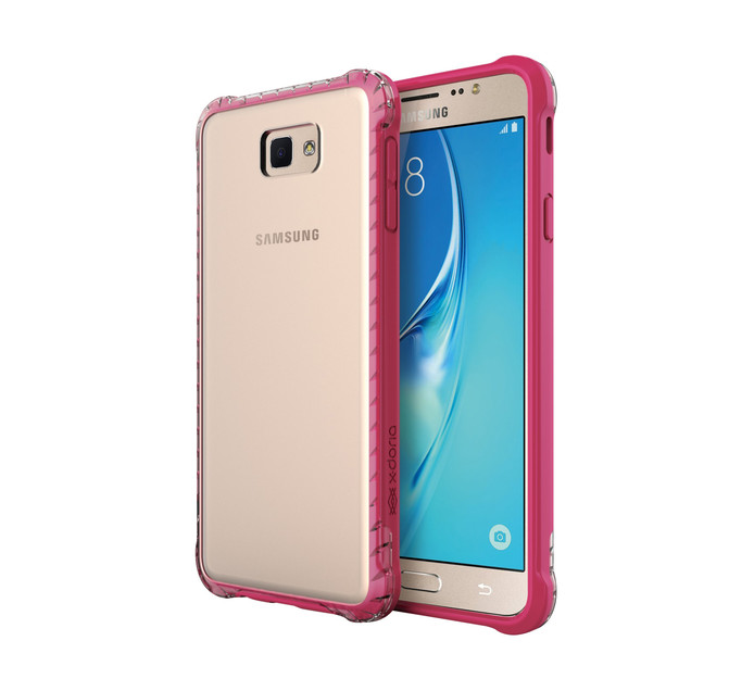 X-Doria Impact Core Case for Samsung Galaxy J7 Prime Rose Rose